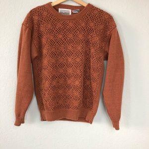 Vintage The Import Workshop Sweater sz M